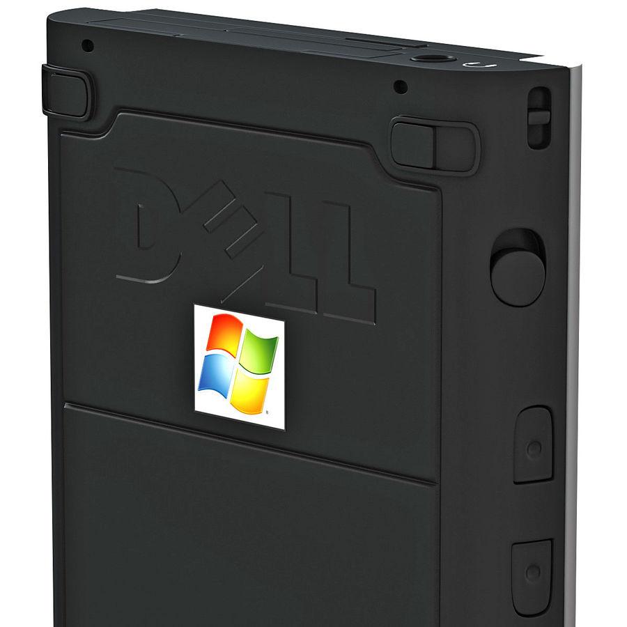 Dell Axim X51v royalty-free 3d model - Preview no. 13