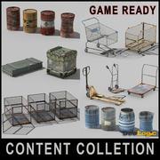 Content col.1 3d model