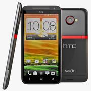 HTC EVO LTE 3d model