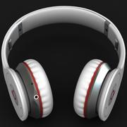 Cuffie wireless Monster Beats 3d model