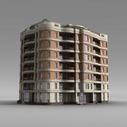 Residencia modelo 3d