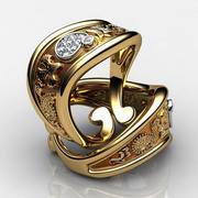 Pierścień CC 3d model