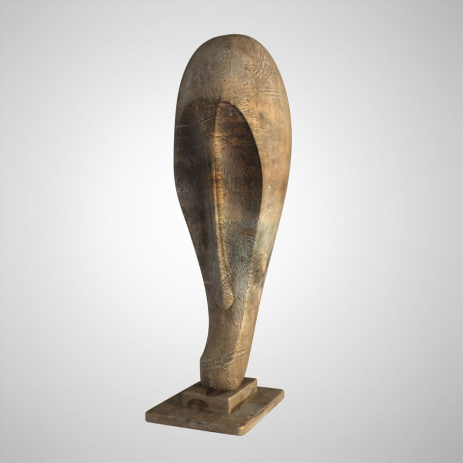 Antiques royalty-free 3d model - Preview no. 2