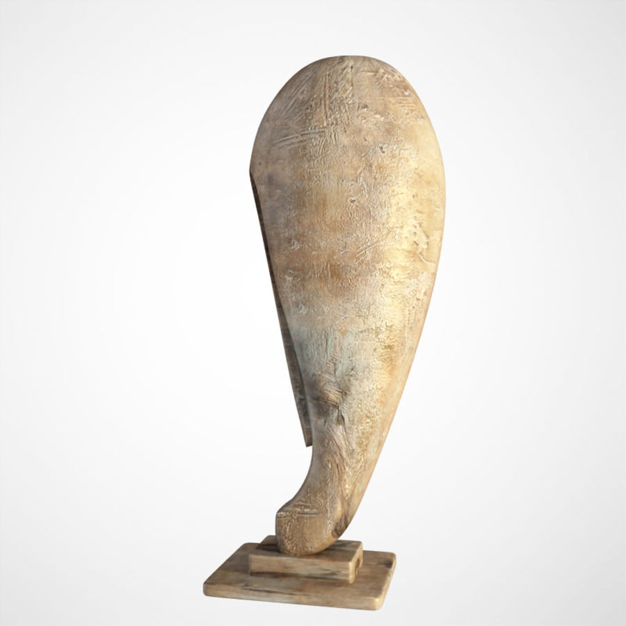 Antiques royalty-free 3d model - Preview no. 9