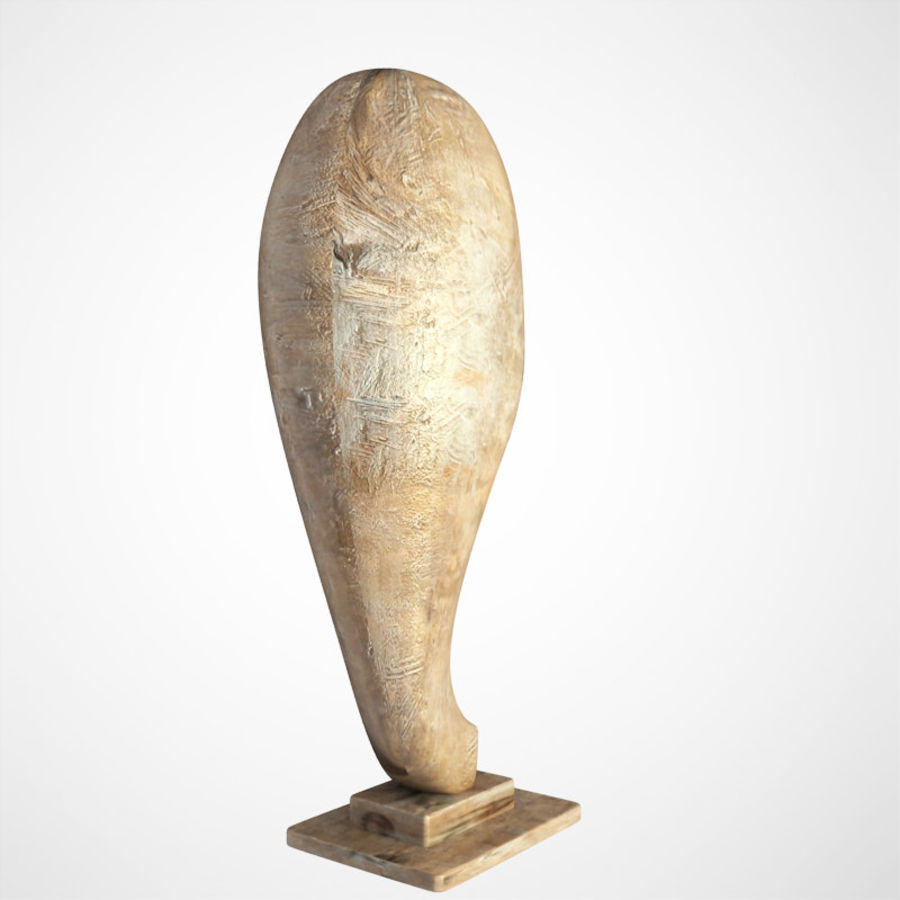 Antiques royalty-free 3d model - Preview no. 7