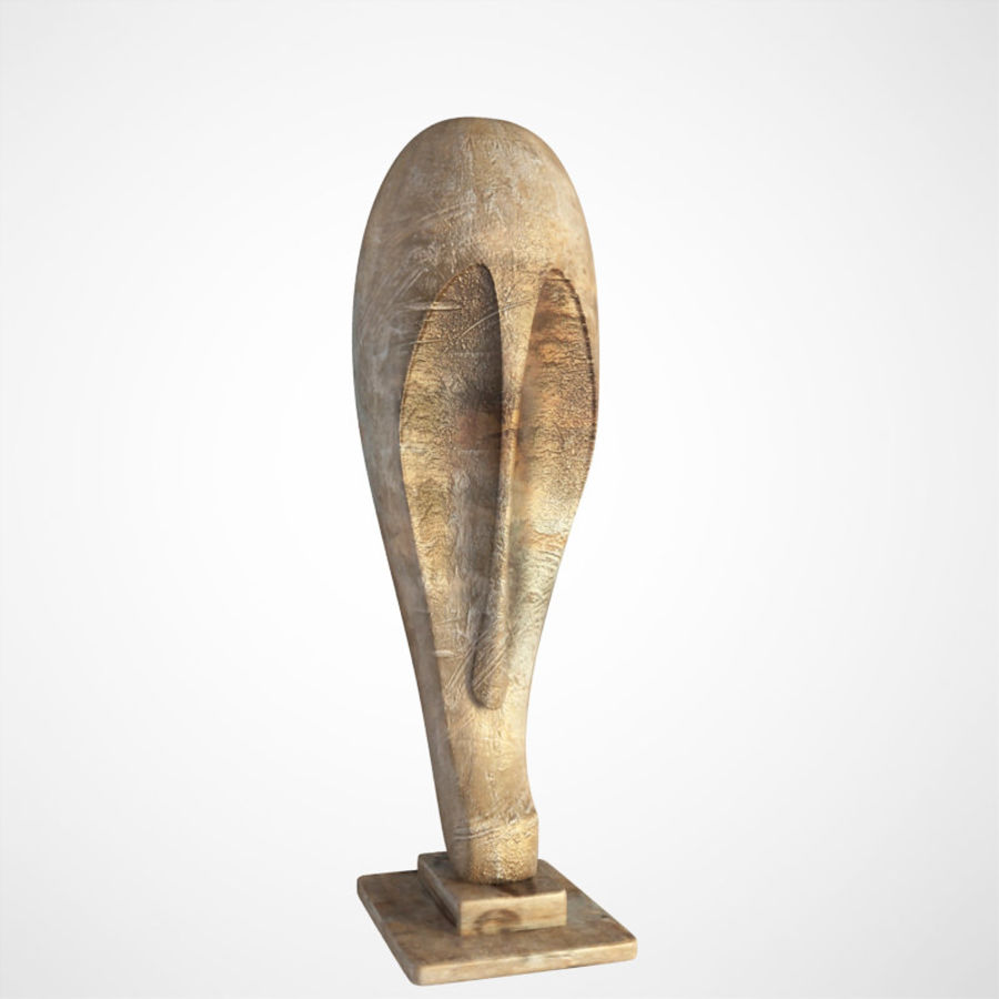 Antiques royalty-free 3d model - Preview no. 4