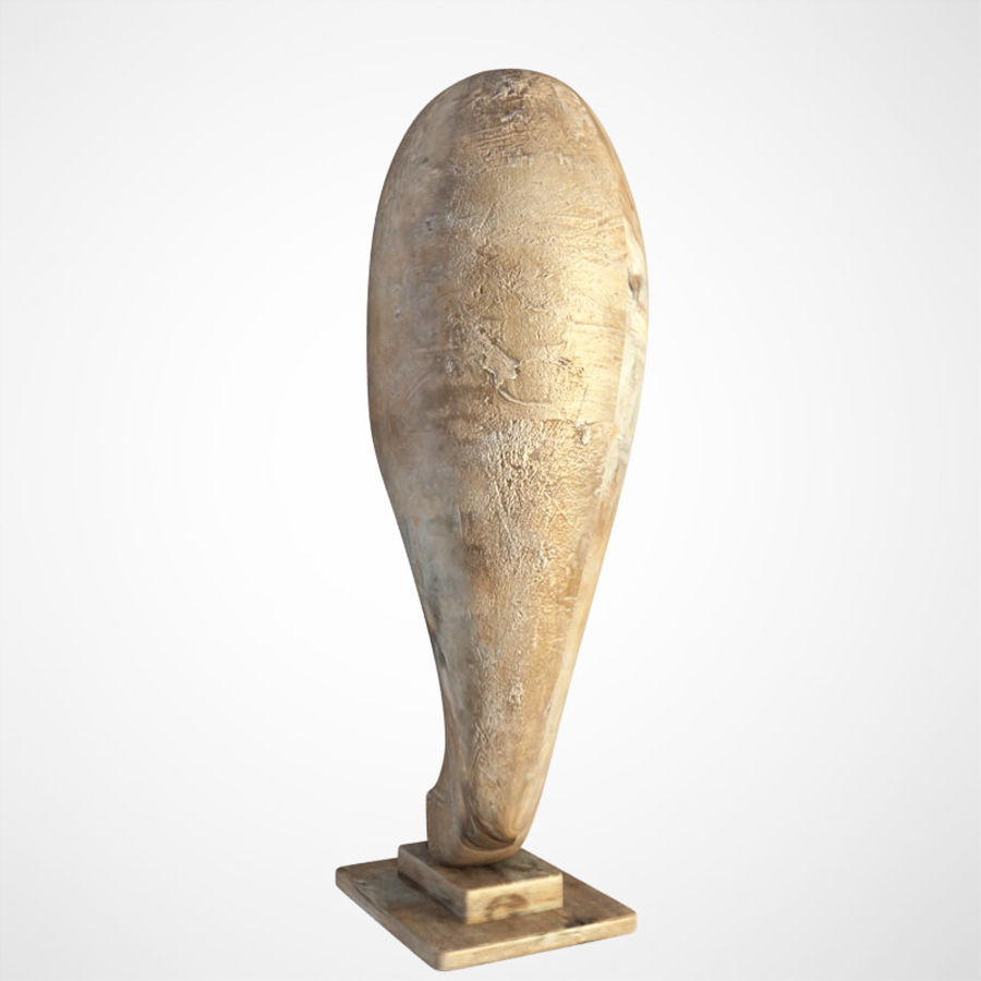 Antiques royalty-free 3d model - Preview no. 8