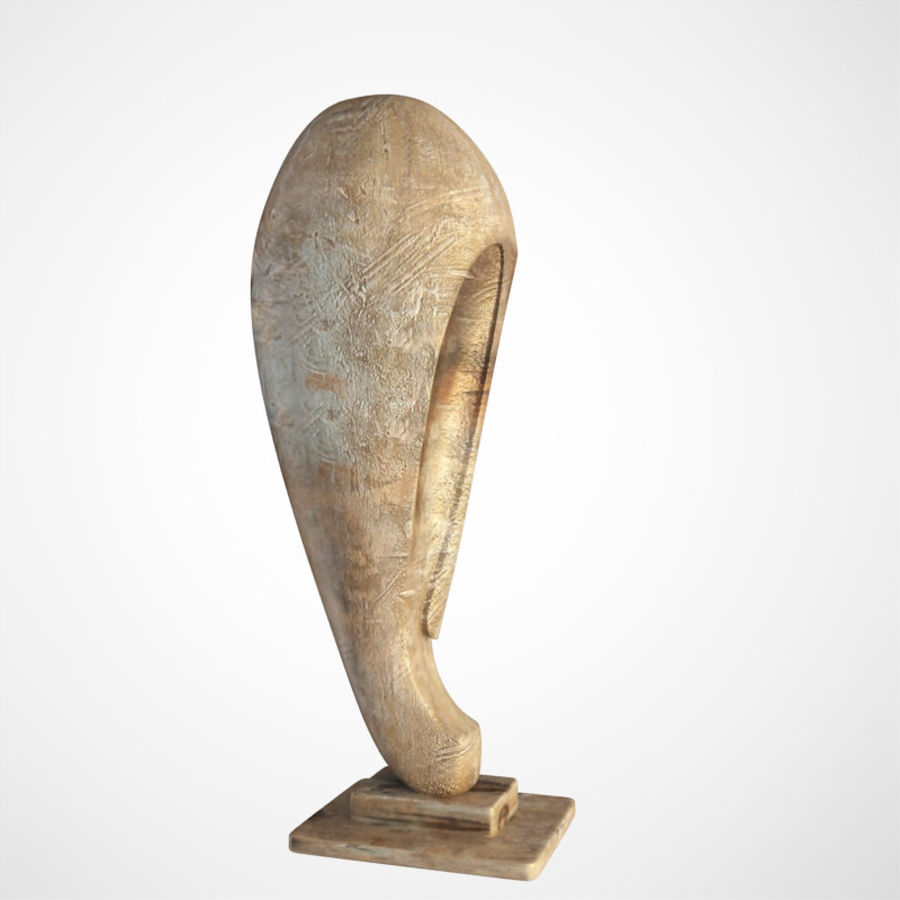 Antiques royalty-free 3d model - Preview no. 6