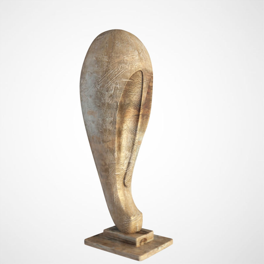 Antiques royalty-free 3d model - Preview no. 5