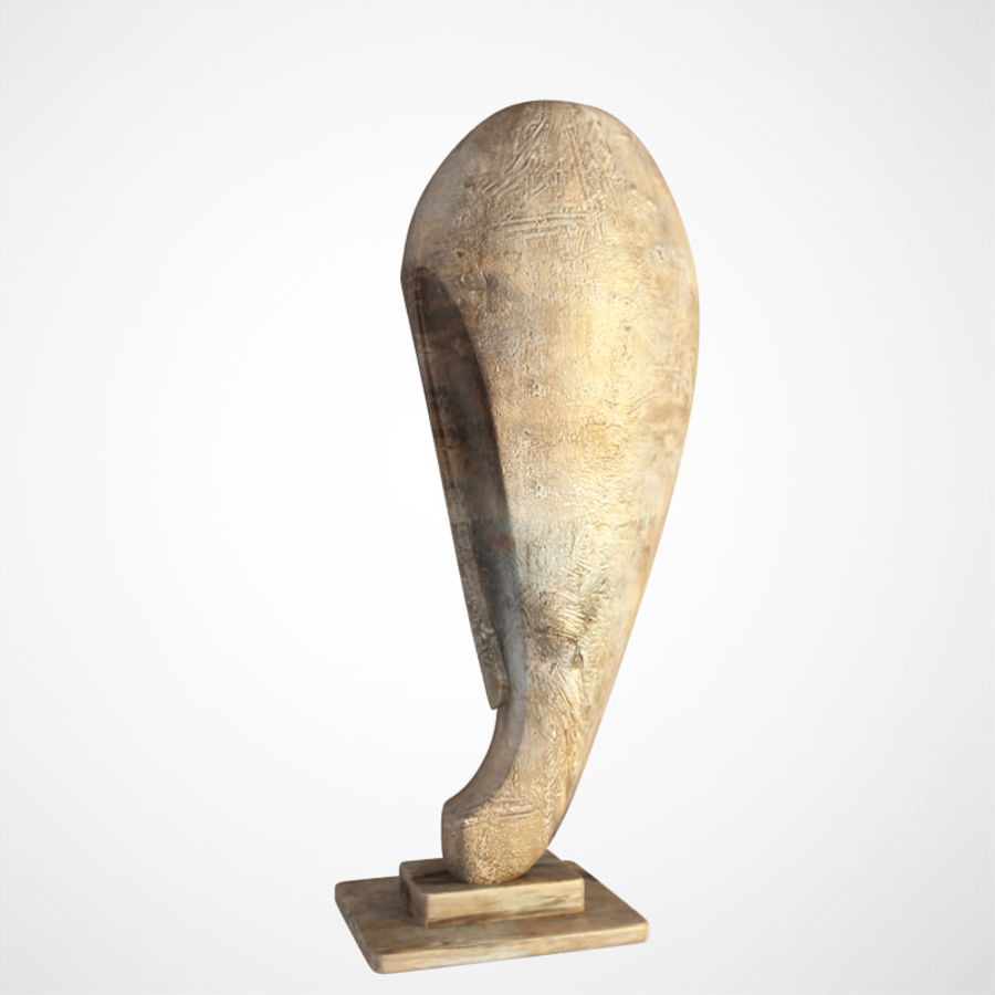 Antiques royalty-free 3d model - Preview no. 10