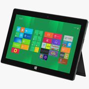 Microsoft Surface Tablet 3d model
