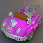 Oyuncak Araba 3 3d model
