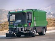 Ravo 560 Brush Street Reinigungswagen 3d model
