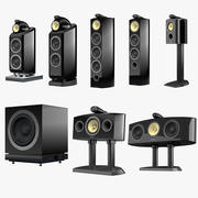 Bowers och Wilkins 800-serien 3d model