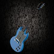 Gibson SG Special Limited Edition 3d model