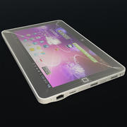 Tablet MID M1050 3d model