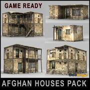 アフガンハウスパック 3d model