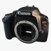 Canon EOS REBEL T4iボディ 3d model