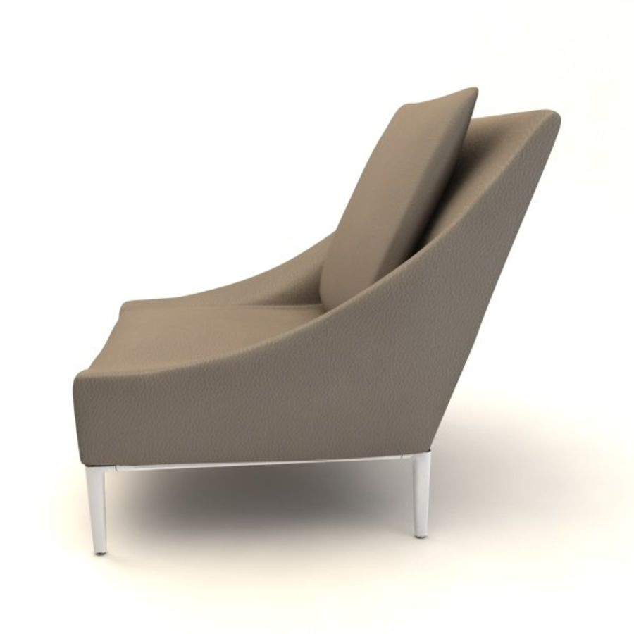 sillones (1) (1) royalty-free modelo 3d - Preview no. 5