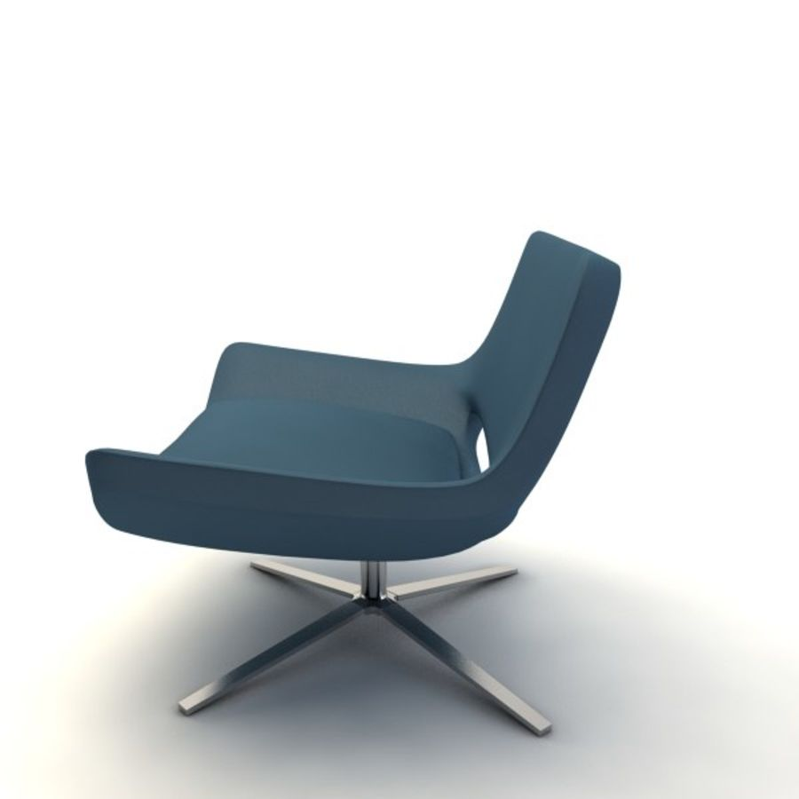 sillones (1) (1) royalty-free modelo 3d - Preview no. 4