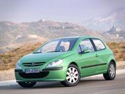 Peugeot 307 3-deurs 3d model