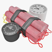 Time Bomb 3 3d model
