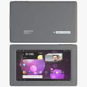 平板电脑eFun NextBook 3d model