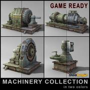 机械收藏 3d model