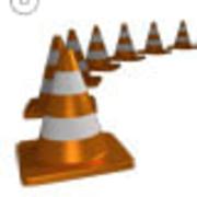 Traffic con 3d model