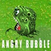 Angry bubble 3d model