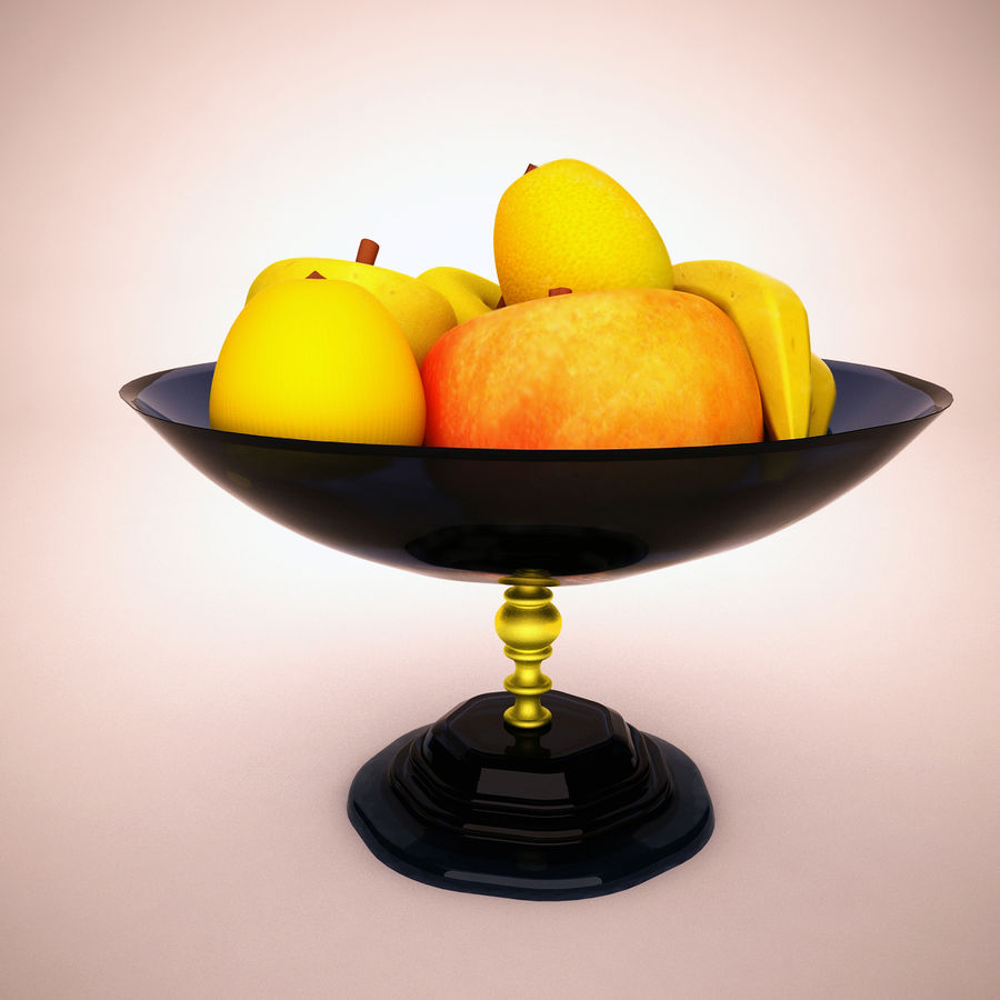 Fruit royalty-free 3d model - Preview no. 1