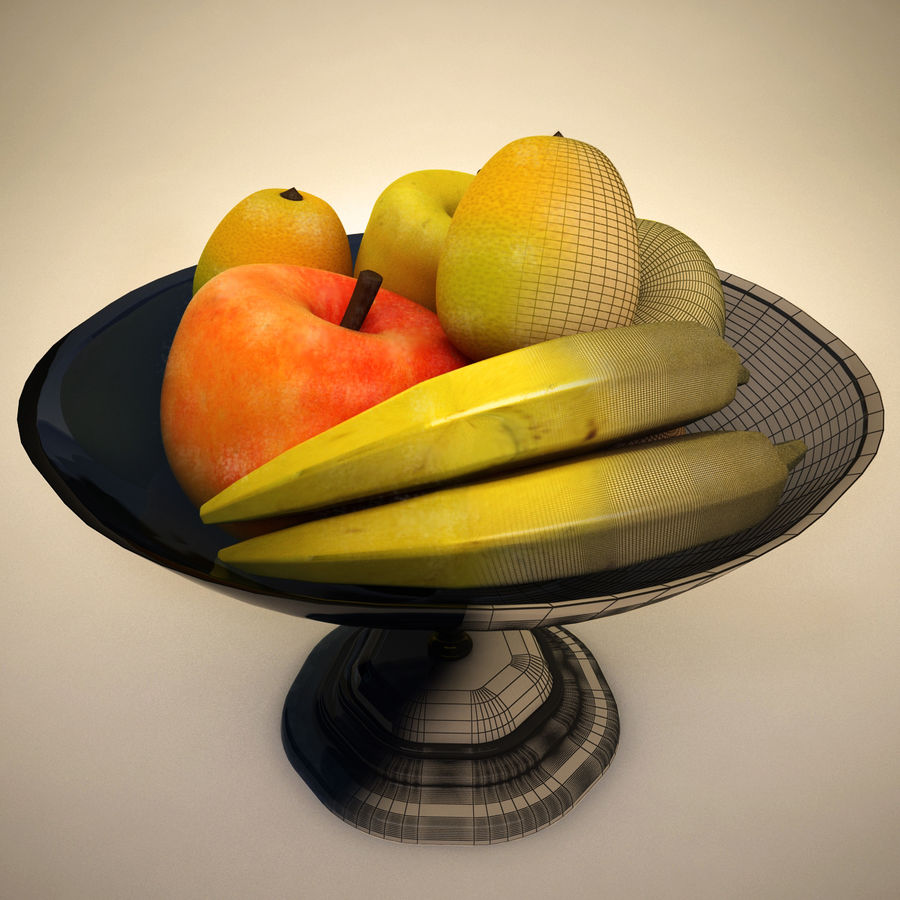 Fruit royalty-free 3d model - Preview no. 5