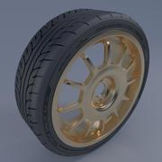 Schijf OZ racen 3d model