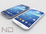 Samsung Galaxy S4 i9500 3d model