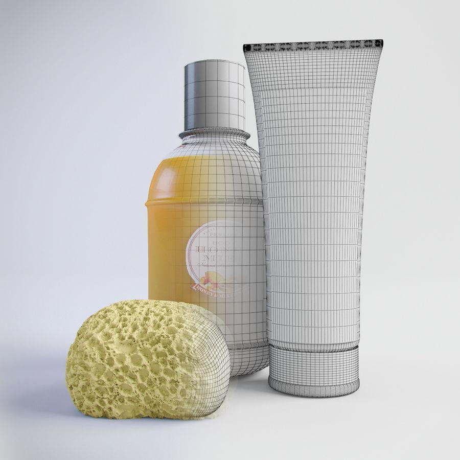 bañera royalty-free modelo 3d - Preview no. 5