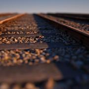 Railroad 3d model
