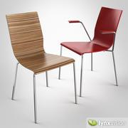 Anni Stuhl und Sessel 3d model
