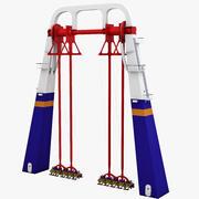 Screaming Swing 3d model
