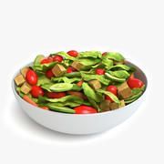 Salada 3d model