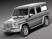 Mercedes Classe G 2013 3d model