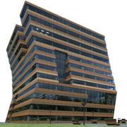 メンジス事務所ビル 3d model