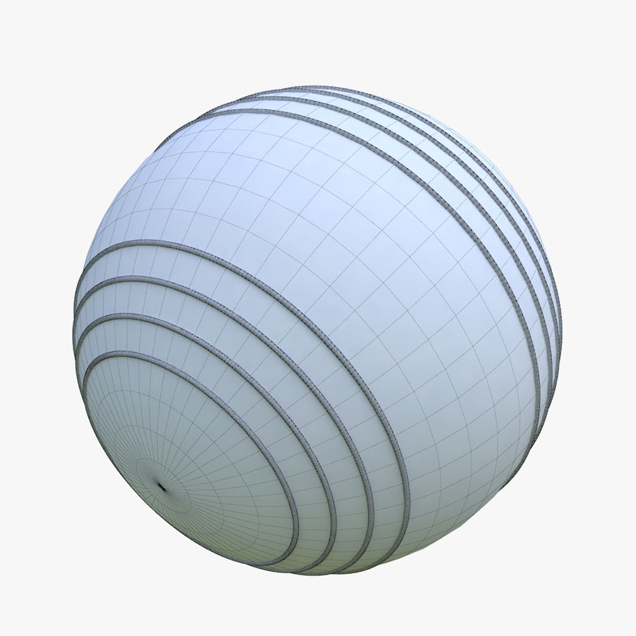 Bola de ginástica royalty-free 3d model - Preview no. 4