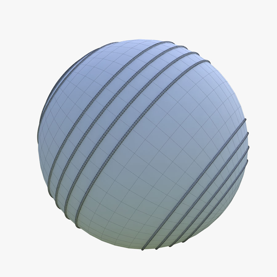 Bola de ginástica royalty-free 3d model - Preview no. 5