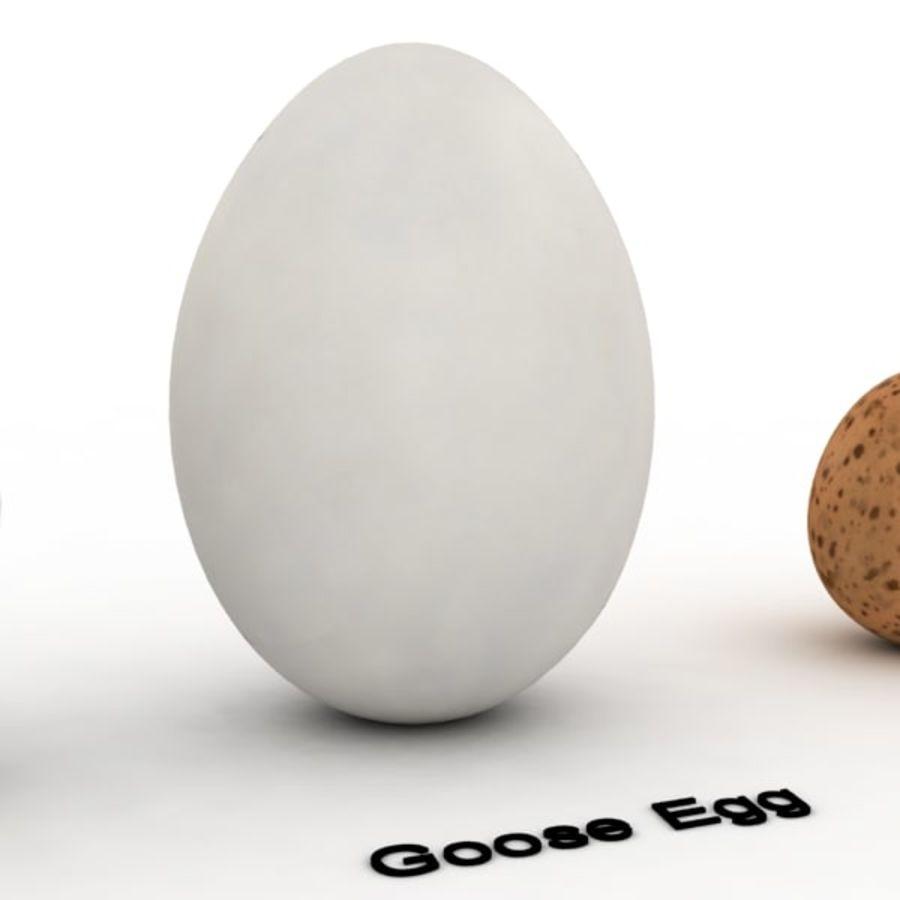 Des œufs royalty-free 3d model - Preview no. 5