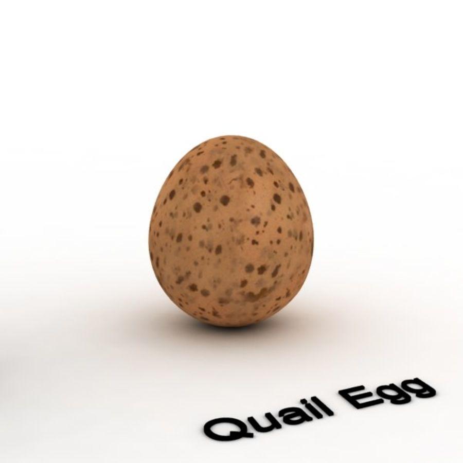Des œufs royalty-free 3d model - Preview no. 4