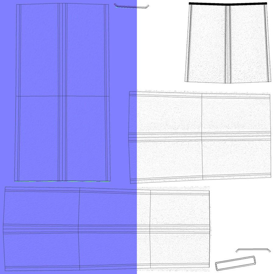 Saber royalty-free 3d model - Preview no. 14