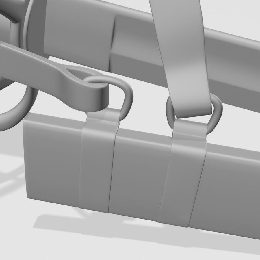 Saber royalty-free 3d model - Preview no. 11