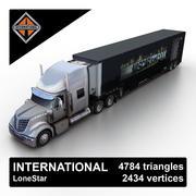 International LoneStar 2013 3d model