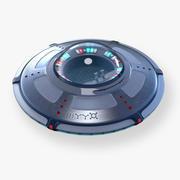OVNI 3d model