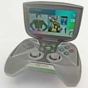 Portable Handheld PC NVIDIA Project Shield 3d model